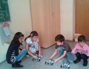 Program de robotica - kids